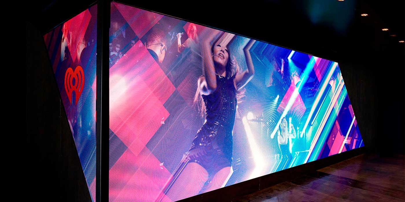 churchs led screen
