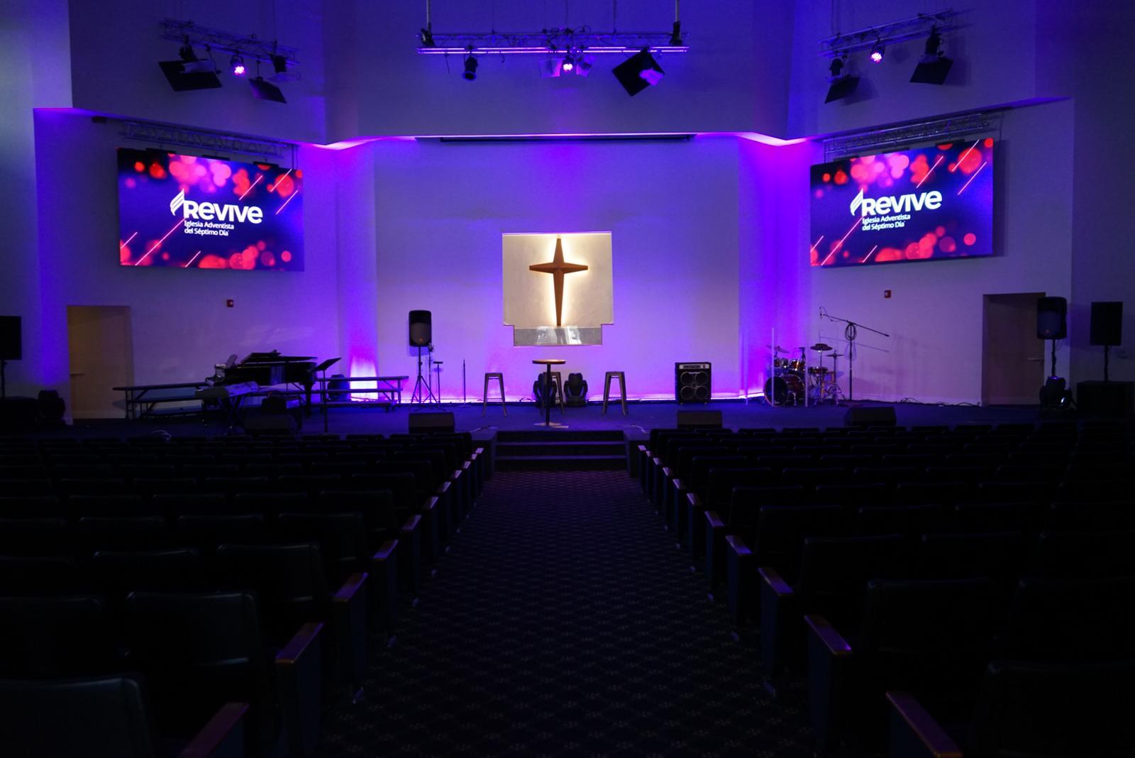 led church